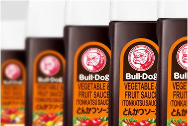 The reason Bull-Dog Sauce is indispensable to tonkatsu.
