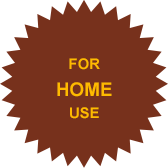 FOR HOME USE